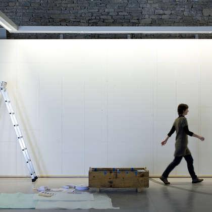 Image 2 - zExpo Flagey 2012 Installation, JP Sergent