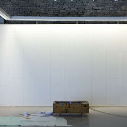 Image 1 - zExpo Flagey 2012 Installation, JP Sergent