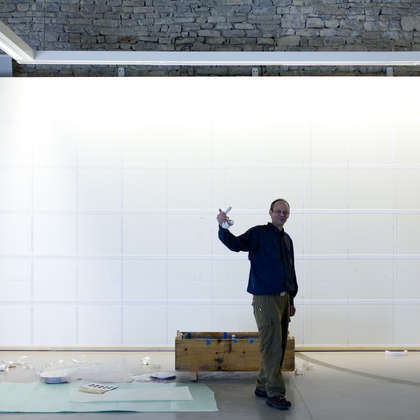 Image 5 - zExpo Flagey 2012 Installation, JP Sergent