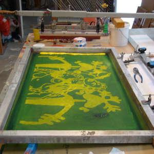 Image 173 - At work Plexiglas, 2015, JP Sergent
