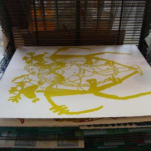 Image 175 - At work Plexiglas, 2015, JP Sergent
