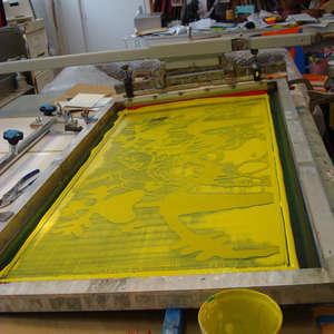 Image 179 - At work Plexiglas, 2015, JP Sergent