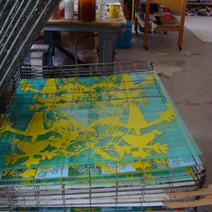 Image 180 - At work Plexiglas, 2015, JP Sergent