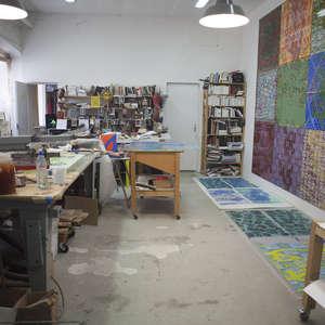 Image 207 - At work Plexiglas, 2015, JP Sergent