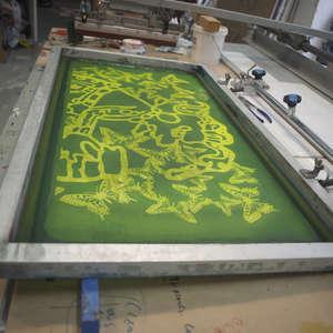 Image 222 - At work Plexiglas, 2015, JP Sergent