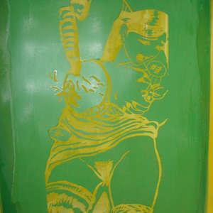 Image 231 - Bones & Flowers: The Metamorphosis of Life (Work), 2015, JP Sergent