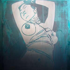 Image 227 - Bones & Flowers: The Metamorphosis of Life (Work), 2015, JP Sergent