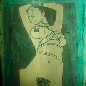 Image 228 - Bones & Flowers: The Metamorphosis of Life (Work), 2015, JP Sergent