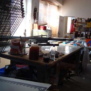 Image 25 - At work Plexiglas, 2015, JP Sergent