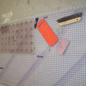 Image 1 - At work Plexiglas, 2015, JP Sergent