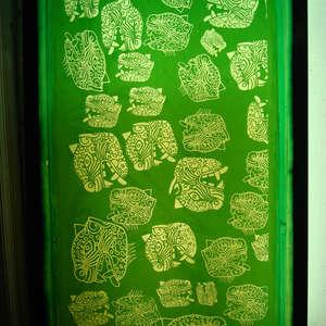 Image 115 - At work Plexiglas, 2015, JP Sergent