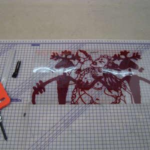 Image 12 - At work Plexiglas, 2015, JP Sergent