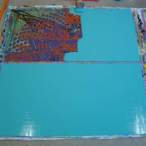 Image 83 - At work Plexiglas, 2015, JP Sergent