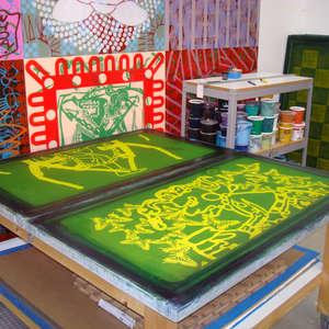 Image 145 - At work Plexiglas, 2015, JP Sergent