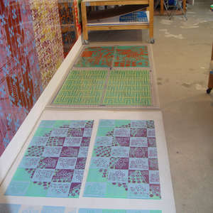 Image 164 - At work Plexiglas, 2015, JP Sergent