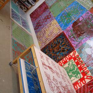 Image 163 - At work Plexiglas, 2015, JP Sergent
