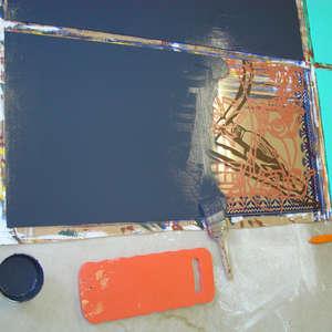 Image 64 - At work Plexiglas, 2015, JP Sergent