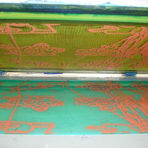 Image 33 - At work Plexiglas, 2015, JP Sergent