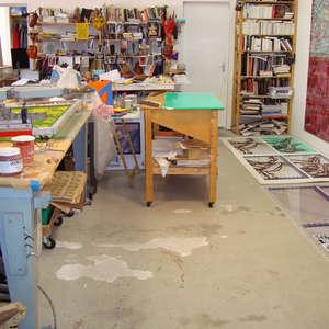 Image 47 - At work Plexiglas, 2015, JP Sergent