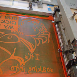Image 92 - At work Plexiglas, 2015, JP Sergent