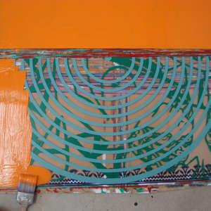 Image 94 - At work Plexiglas, 2015, JP Sergent