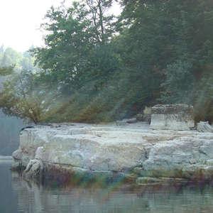 Image 95 - Jean-Pierre sergent, Water, Rocks, Trees & Flowers, 2015, JP Sergent