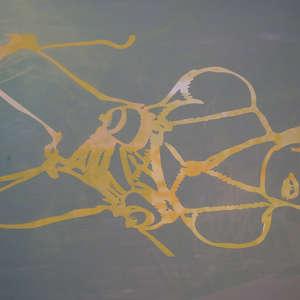 Image 204 - Bones & Flowers: The Metamorphosis of Life (Work), 2015, JP Sergent