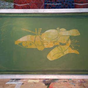 Image 196 - Bones & Flowers: The Metamorphosis of Life (Work), 2015, JP Sergent