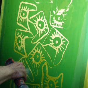 Image 169 - Bones & Flowers: The Metamorphosis of Life (Work), 2015, JP Sergent