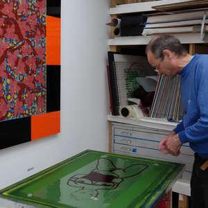 Image 88 - Bones & Flowers: The Metamorphosis of Life (Work), 2015, JP Sergent