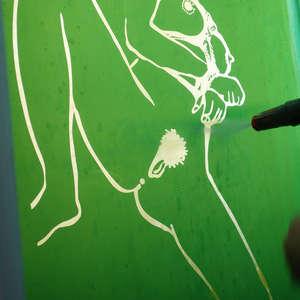 Image 139 - Bones & Flowers: The Metamorphosis of Life (Work), 2015, JP Sergent