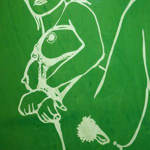 Image 144 - Bones & Flowers: The Metamorphosis of Life (Work), 2015, JP Sergent