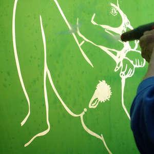Image 138 - Bones & Flowers: The Metamorphosis of Life (Work), 2015, JP Sergent