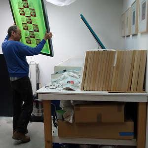 Image 236 - At Work on Paper 3 2016, JP Sergent