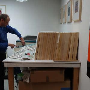 Image 238 - At Work on Paper 3 2016, JP Sergent