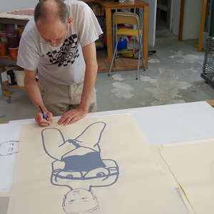 Image 30 - At Work on Paper 3 2016, JP Sergent