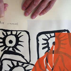 Image 42 - At Work on Paper 3 2016, JP Sergent