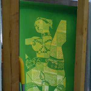 Image 398 - At Work on Paper 3 2016, JP Sergent