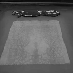 Image 72 - At Work on paper Shakti-Yoni-3-2017, JP Sergent