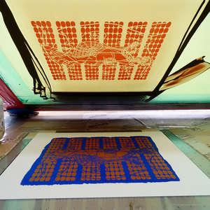 Image 13 - At Work on paper Shakti-Yoni-3-2017, JP Sergent