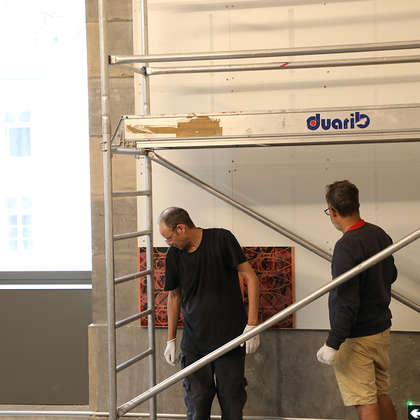 Image 61 - Z-Expo-MBA-Besancon-Photos-Installing-the-Panels-2019, JP Sergent