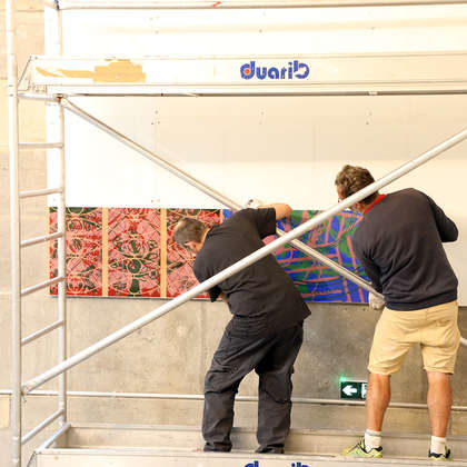 Image 66 - Z-Expo-MBA-Besancon-Photos-Installing-the-Panels-2019, JP Sergent