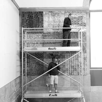 Image 42 - Z-Expo-MBA-Besancon-Photos-Installing-the-Panels-2019, JP Sergent