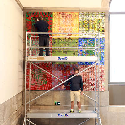 Image 39 - Z-Expo-MBA-Besancon-Photos-Installing-the-Panels-2019, JP Sergent