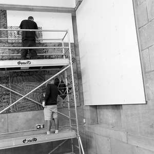 Image 129 - Z-Expo-MBA-Besancon-Photos-Installing-the-Panels-2019, JP Sergent