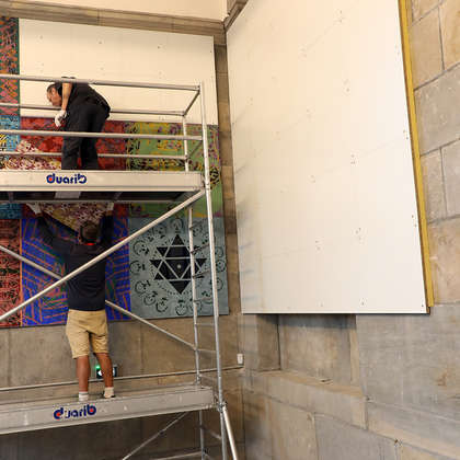 Image 107 - Z-Expo-MBA-Besancon-Photos-Installing-the-Panels-2019, JP Sergent