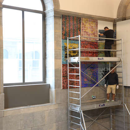 Image 111 - Z-Expo-MBA-Besancon-Photos-Installing-the-Panels-2019, JP Sergent