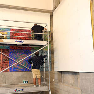 Image 119 - Z-Expo-MBA-Besancon-Photos-Installing-the-Panels-2019, JP Sergent