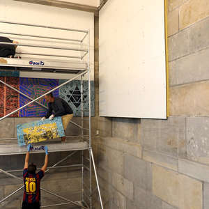 Image 112 - Z-Expo-MBA-Besancon-Photos-Installing-the-Panels-2019, JP Sergent