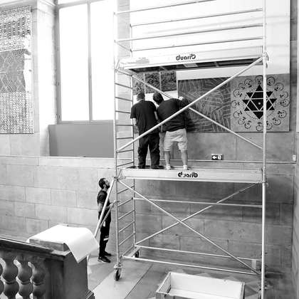 Image 86 - Z-Expo-MBA-Besancon-Photos-Installing-the-Panels-2019, JP Sergent